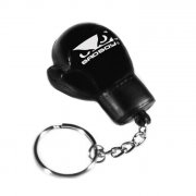 Bad Boy Boxing Glove Keychain