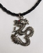 Kwon Necklace, Dragon 2