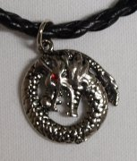 Kwon Necklace, Dragon 3