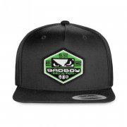 Bad Boy Snapback Global Cap black